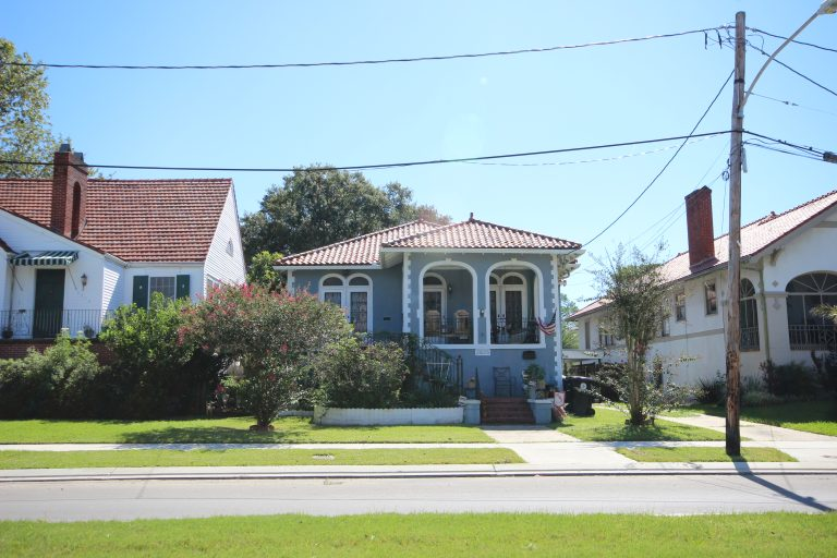 Freret New Orleans home