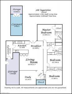 268 sugarpine floor plan