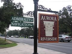 aurora riverside subdivision in new orleans la