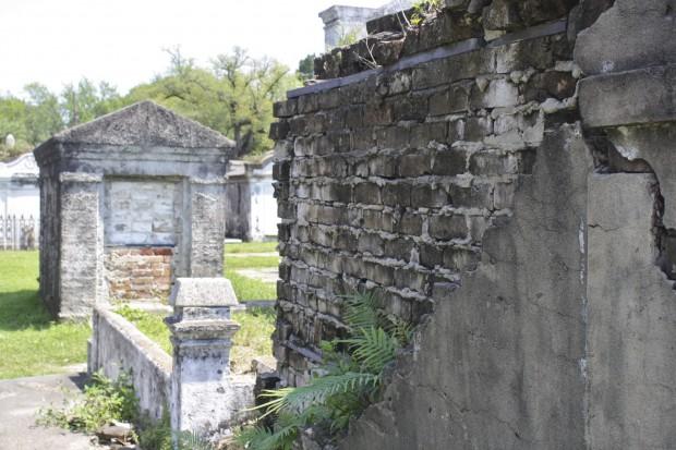 Lafayette Cemetery, New Orleans LA