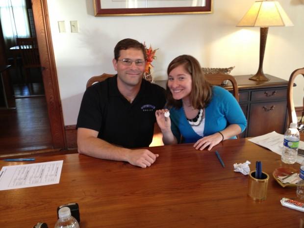 The Closing Process | Happy Crescent City Living clients