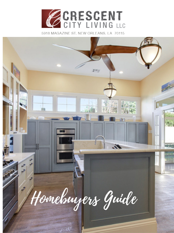 New Orleans home buying guide