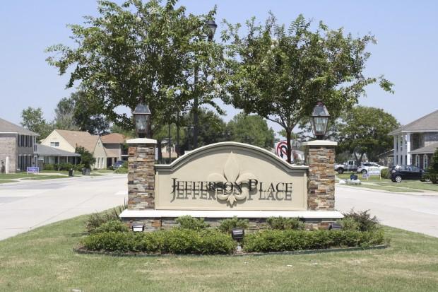 Jefferson Place, Gretna LA
