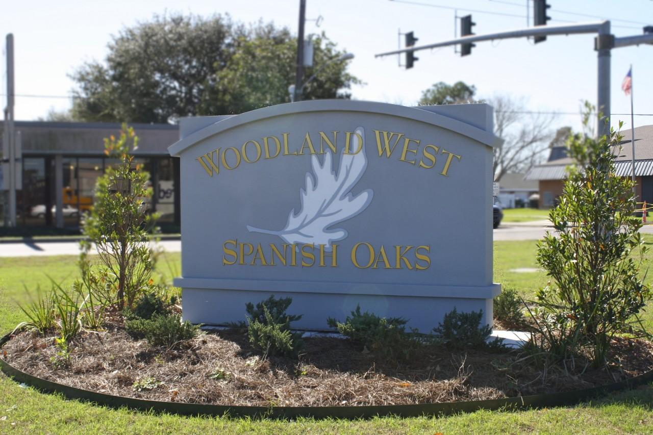 Woodland West subdivision, Harvey LA