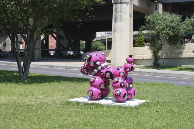 Located at Calliope and Camp in on the edge of downtown New Orleans