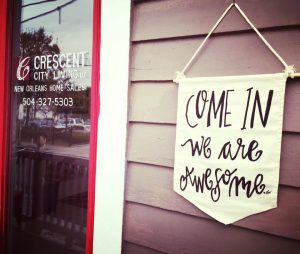 crescent city living - come in we are awesome