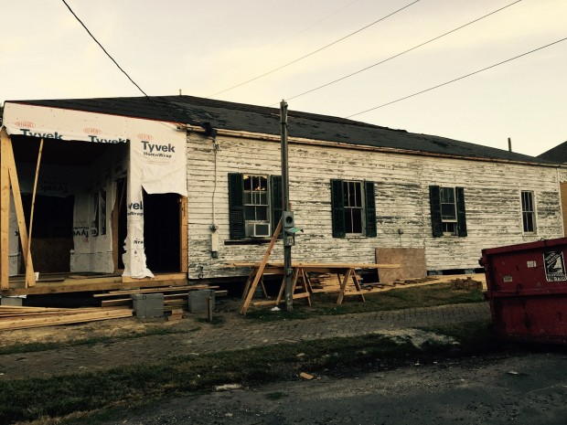 New Orleans Fixer Uppers