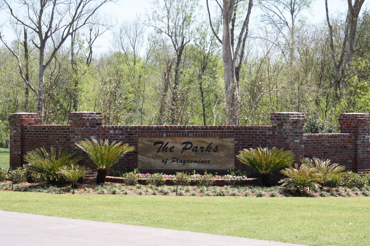 parks of plaquemines