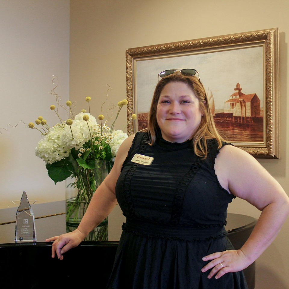 Leslie Heindel REALTOR rising star 2019