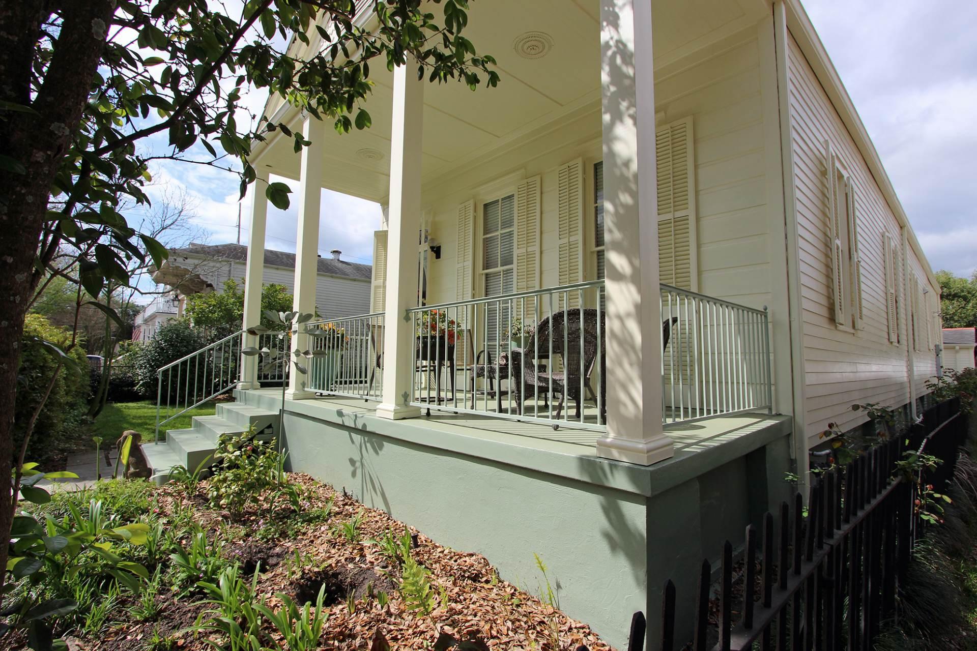west riverside new orleans cottage