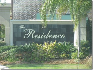 The Residence at Park Avenue
