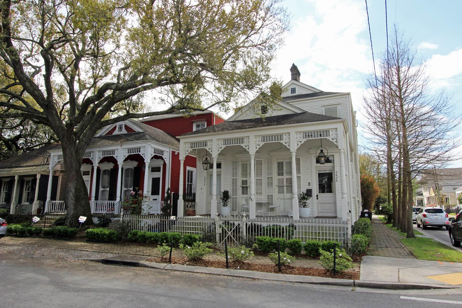 west riverside new orleans neighborhood homes