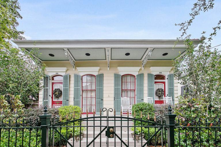 210 Olivier St New Orleans b&b for sale