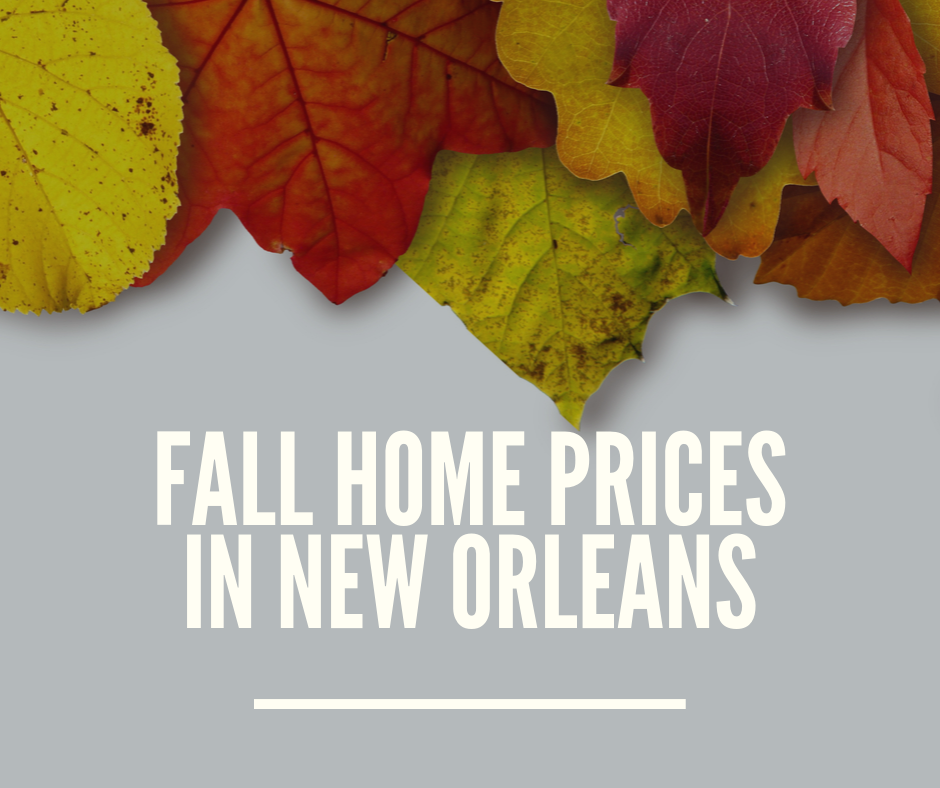 new orleans home prices