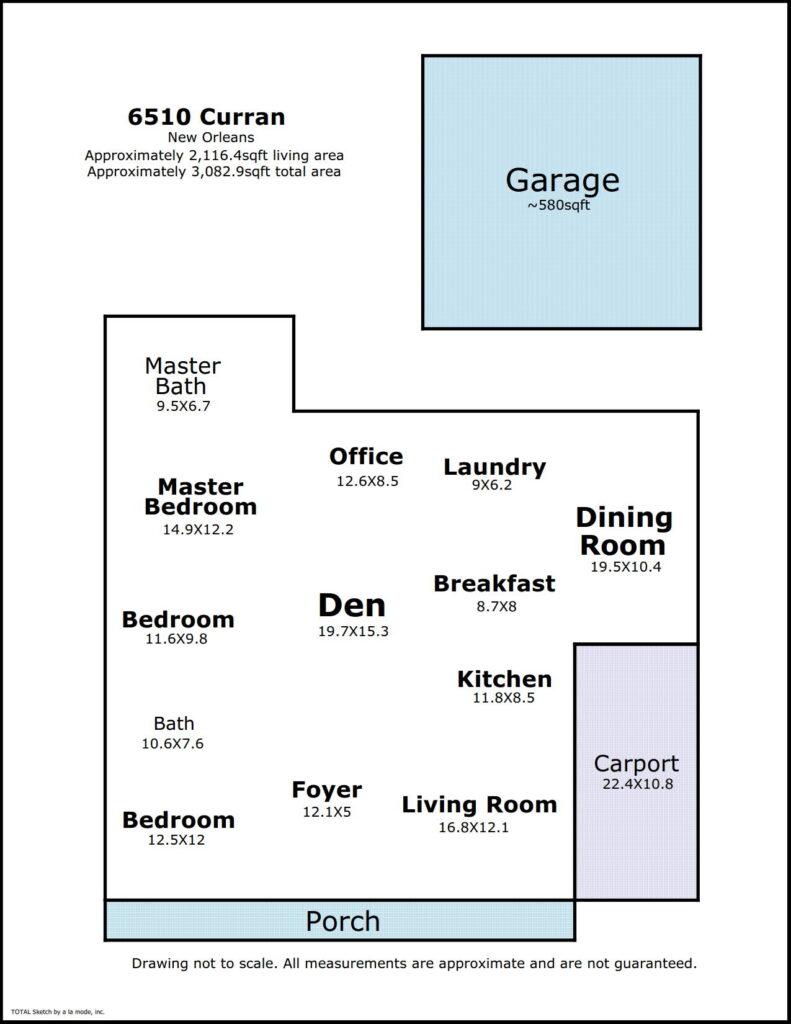 6510 Curran Rd floorplan