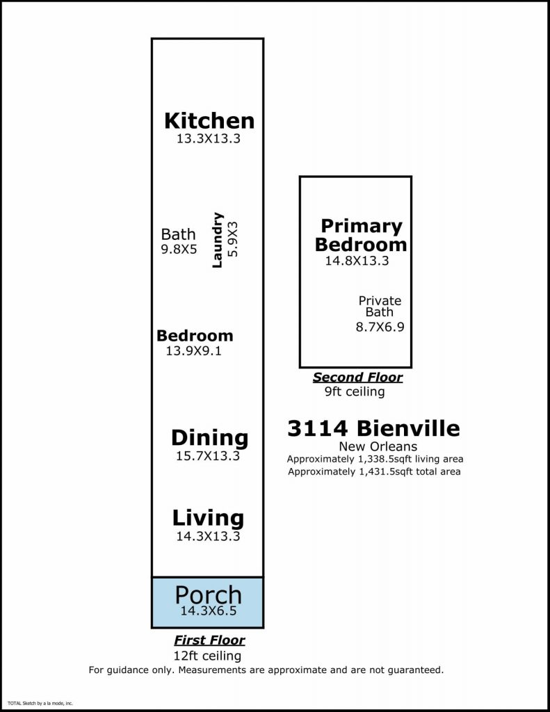 3114 Bienville New Orleans