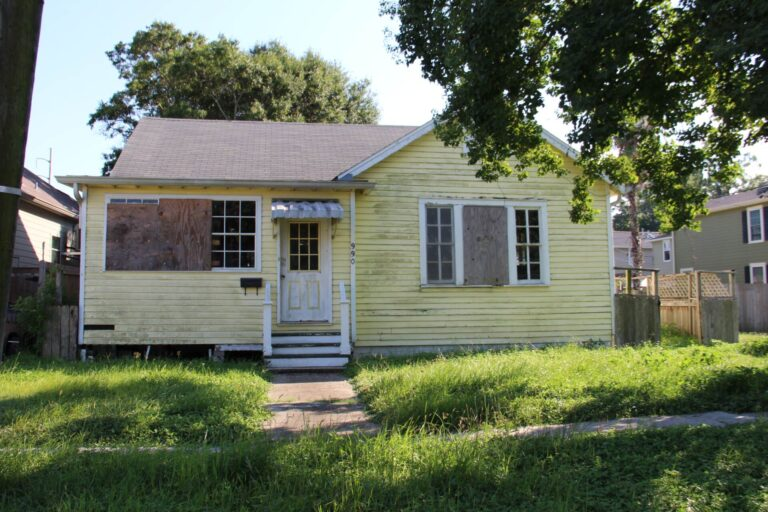 buying a new orleans fixer-upper